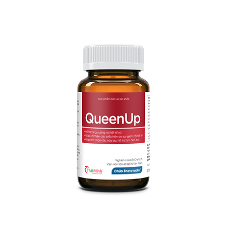 Queenup - Nội tiết tố nữ