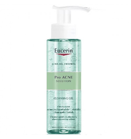 Eucerin Pro ACNE Solution Cleansing Gel (200 ml)