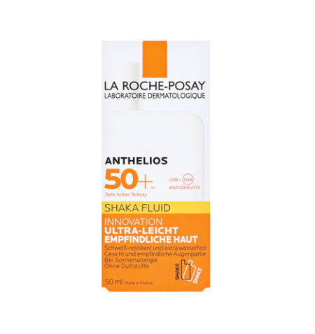 La Roche-Posay Anthelios Invisible Fluid Ultra Protection Ultra Resistant SPF 50+ UVB + UVA - Kem chống nắng dạng sữa